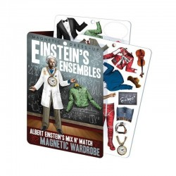 Magnetics Play Sets: Einstein