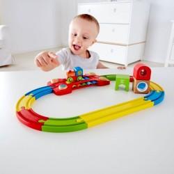 Set de Trenes Sensorial
