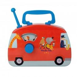 Bus musical circo