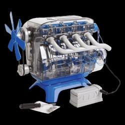 Construye tu motor