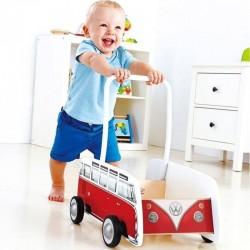 Andador bebé furgoneta...