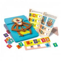 Mono de las Matemáticas