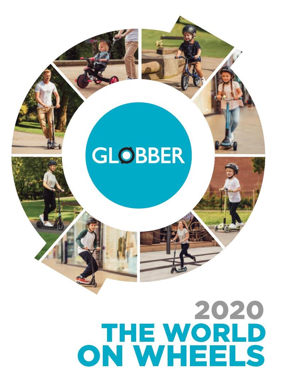 Catálogo Globber 2020