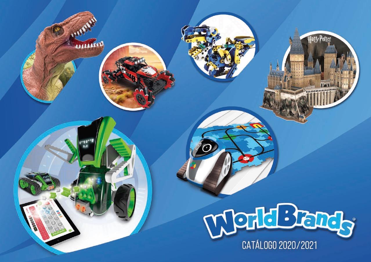 Catálogo World Brands