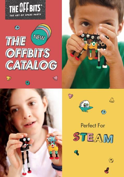 Catálogo The Offbits 2019