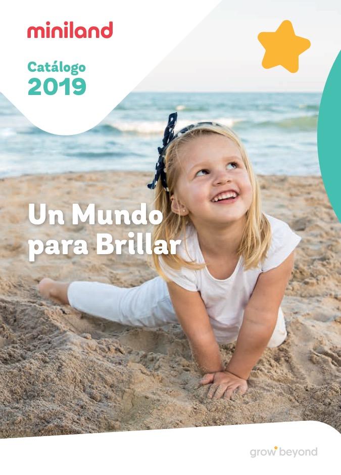 Catálogo Miniland 2019
